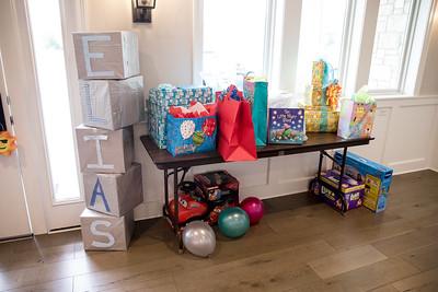 Elias Birthday Party
