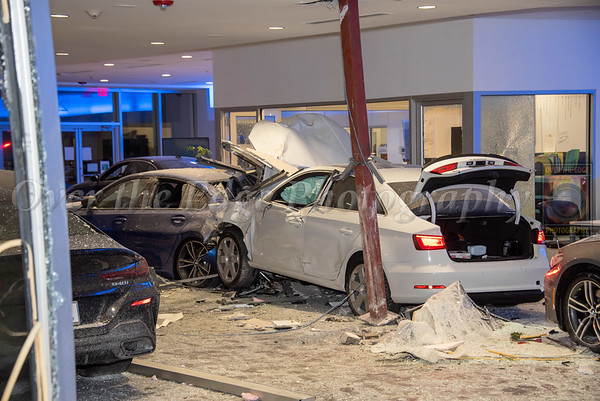 Freeport Car vs Building 03/09/2021