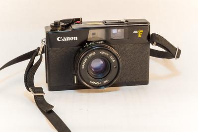 Canon A35F, 1978