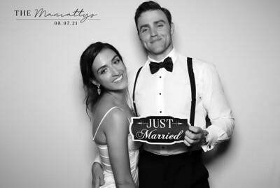 8.7.2021 - The Maniattys' Wedding