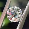 1.01ct Old European Cut Diamond, GIA I VS1 10