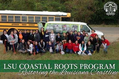 LSU Coastal Roots Program