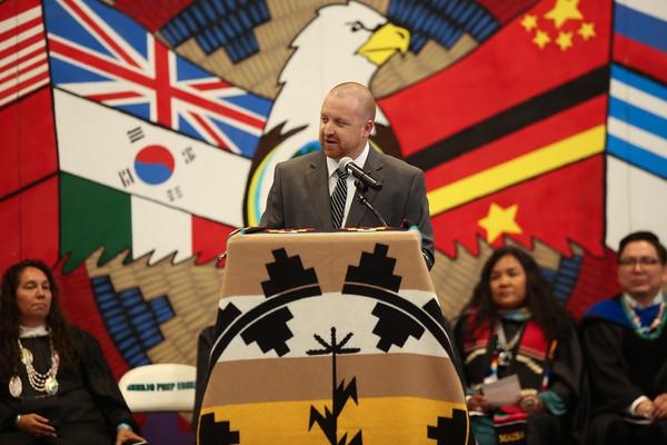 2019 Navajo Prep Baccalaureate & Commencement Exercises
