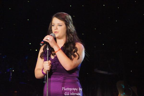 May 14, 2012- Savannah's Got Talent Show