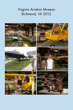 VA, Richmond - Virginia Aviation Museum