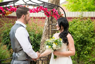 Celine's and John's Wedding