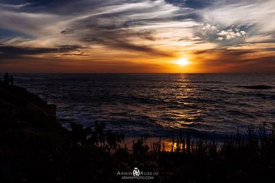 La Jolla Sunset November 2017