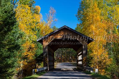 Smith Rapids Covered Bridge