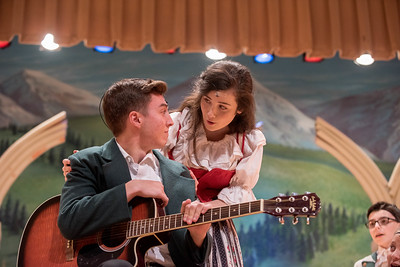 Drama Club Production of The Sound of Music –November 2018