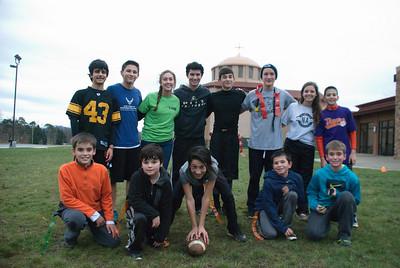 GOYA Turkey Bowl - November 30, 2014