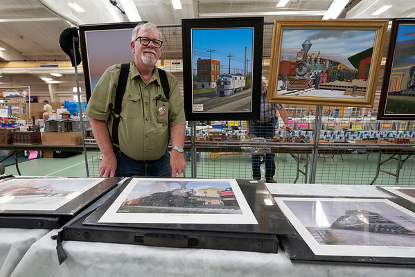 Railroad Days Toy Show June 27, 2021
