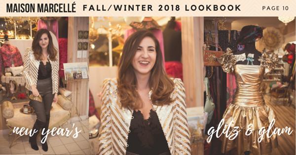 Maison Marcelle Fall/Winter 2018 Lookbook