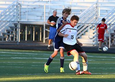 Bear JV Boys Soccer