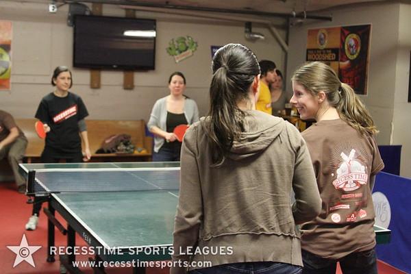 Spring 2011 Ping Pong