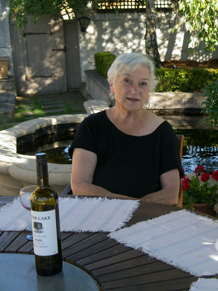 Sylvia's 75th Birthday Party, Jun 2014