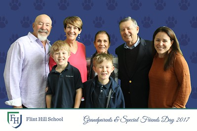 Flint Hill School Grandparents & Special Friends Day 2017