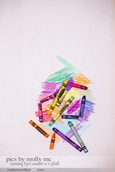 shelley crayons