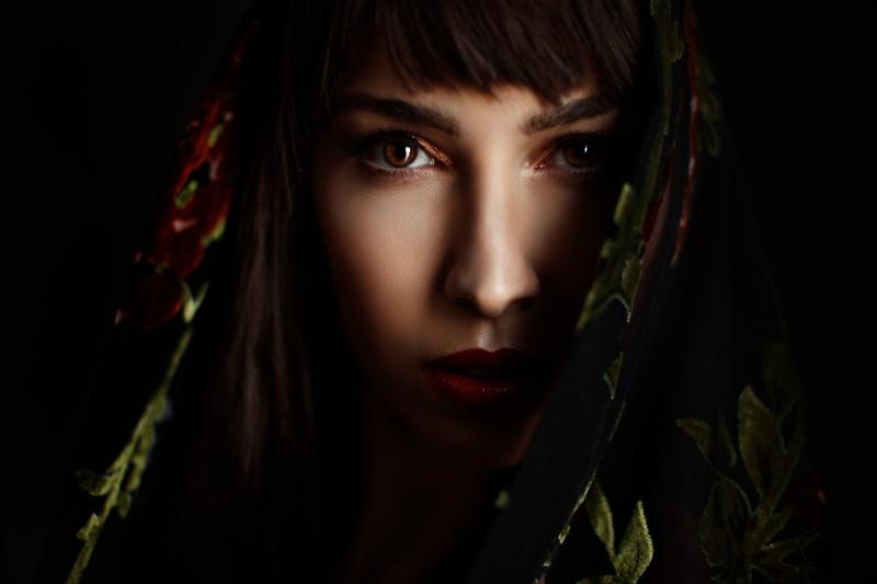 Rachel Studio Portrait Session