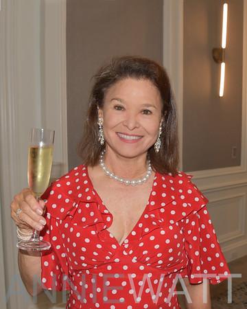 April 3, 2021 Lynn Tishman Birthday at Eau Resort