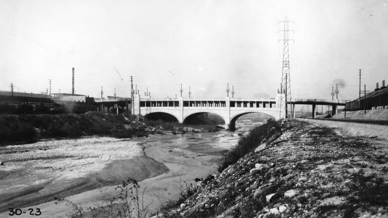 1930, Los Angeles River