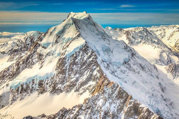 New Zealand - Aoraki/Mount Cook Region