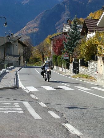 Col di Joux 12 Novembre 2006