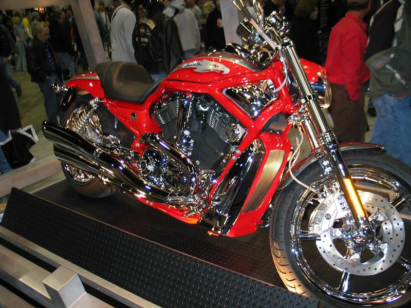 Harley Davidson VRSCSE Screaming Eagle V-Rod