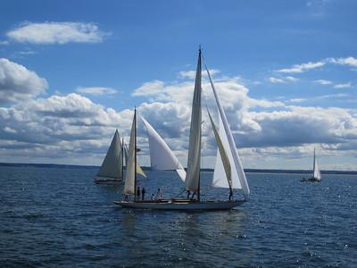2010 Bernice IHYC Wooden Boats Regatta