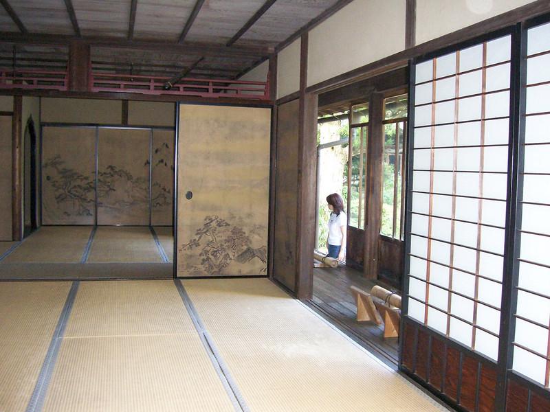 2005,  Sankeien is a Japanese garden in Naka Ward, Yokohama, Japan, it opened in 1906