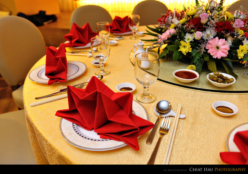 The main table