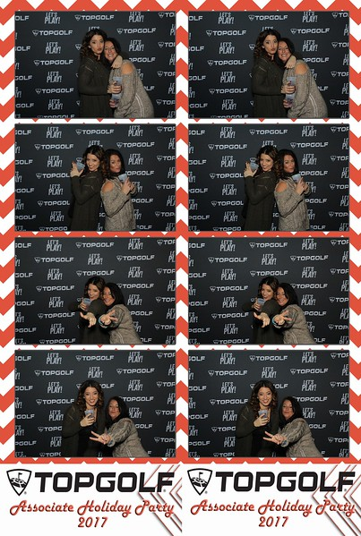 TopGolf Associate Holiday Party (1/29/2017)