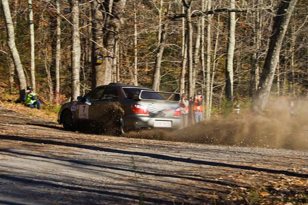 International Rally NY 2008