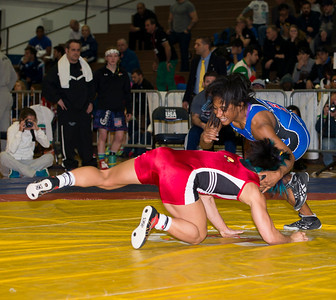 Woman's Freestyle finals