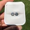 4.08ctw Old European Cut Diamond Pair, GIA I VS2, I SI1 72
