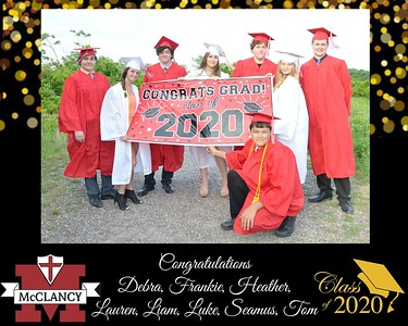 McClancy Graduation 2020