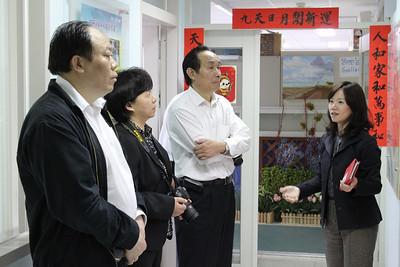 20101213 中國農業大學考察團
