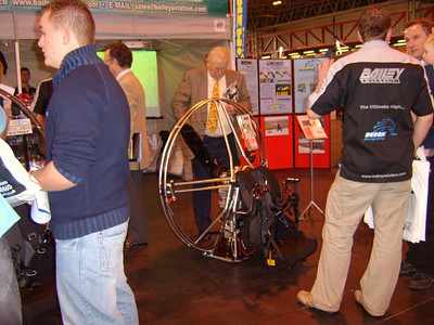 Sports Aviation Show at the NEC (SPLASH 2006)