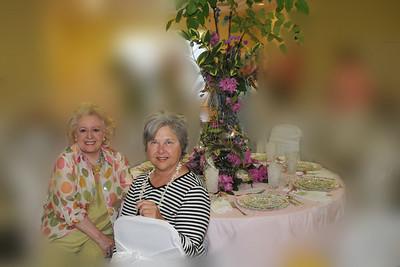 Hawkinsville Garden Club Luncheon & Fashion Show 4/30/2011