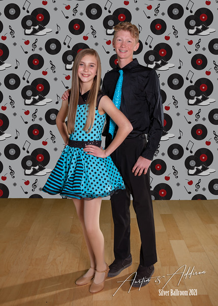 Kids' Dance Pictures 2021