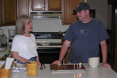 Tim's Birthday, May 21, 2005