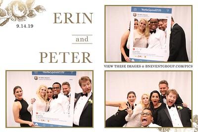 Erin & Peter @ Hanover Inn