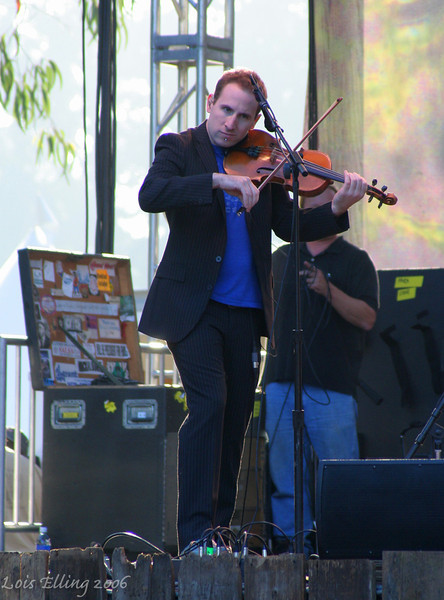 Fiddler in Jerry Douglas' Band