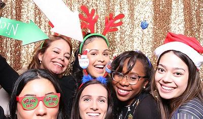 Holiday Party At Manhattan Proper