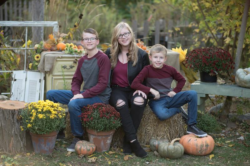Whitt family