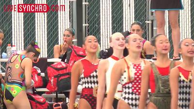 Event 09 - Senior Combos Prelim Routine - 2013 US Open