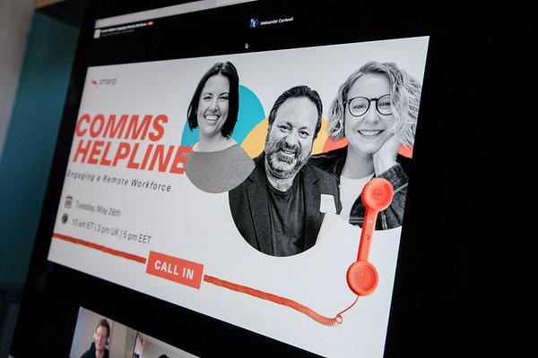 SMARP Comms Helpline 26.05.20