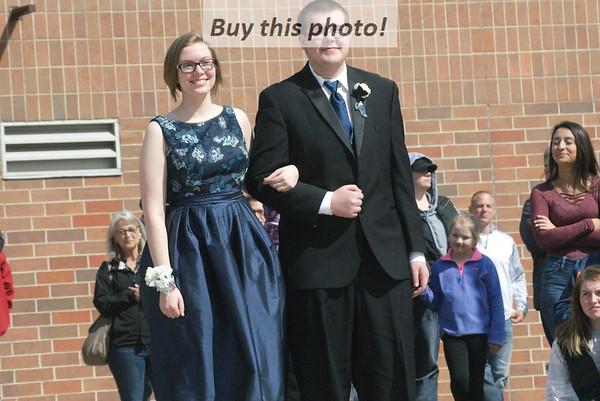 BBE Prom Grand March 04-27