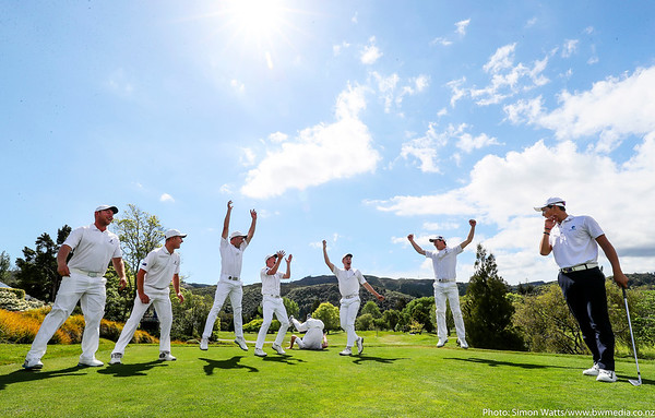 Asia Pacific Amateur Golf Championship Round Three, 28 October 2017