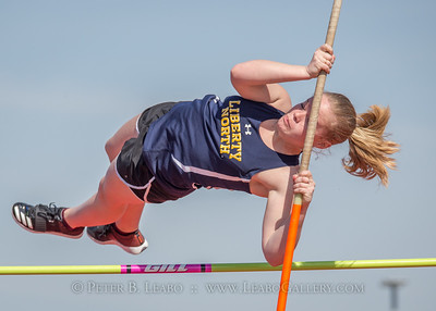 Jerry Crews Inv. Pole Vault - Girls