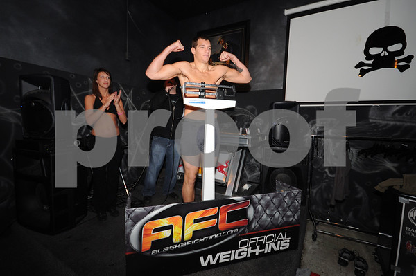 AFC 86 Weigh-ins